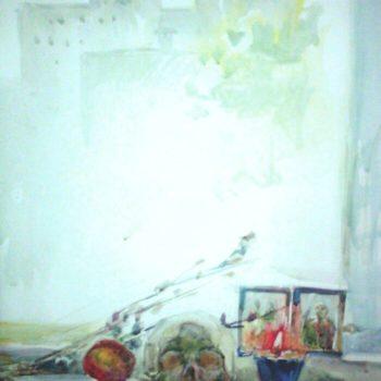 """""""Натюрморт из серии работ Вариации на христианские мотивы"""", Михаил Графов"""