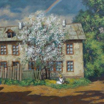 «Венок из одуванчиков», Рамиль Латыпов