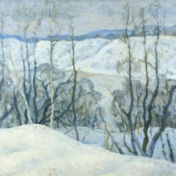 «Зима морозная», Леонид Круль