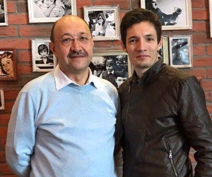 Встреча с Артуром Нурадиновым