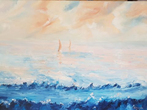 «Лодки», Альбина Антипова