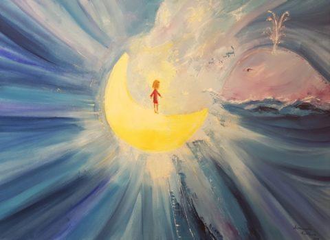 «Луна», Альбина Антипова
