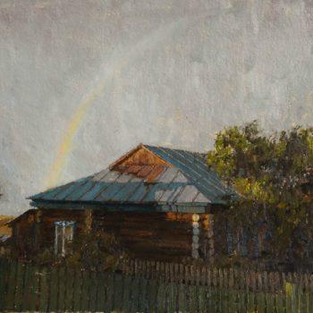 """""""После дождя"""", Залифа Хибатова"""