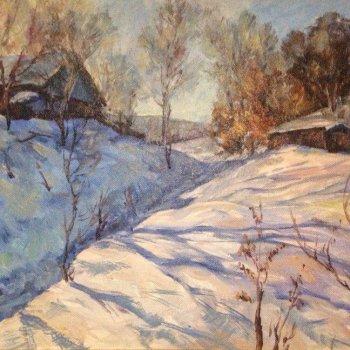 «Зима», Леонид Юртов
