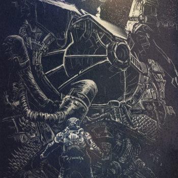 Из серии «Космические приключения», Артур Нурадинов