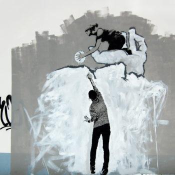 «Рисующий», Артур Нурадинов