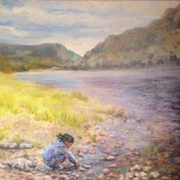 «Река Инзер», Леонид Юртов