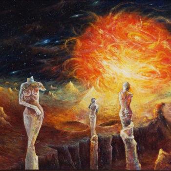 «Красная планета», Дмитрий Павлов