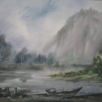 «Инзер после дождя», Альберт Кудаяров