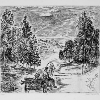 «Лето», Эрнст Саитов