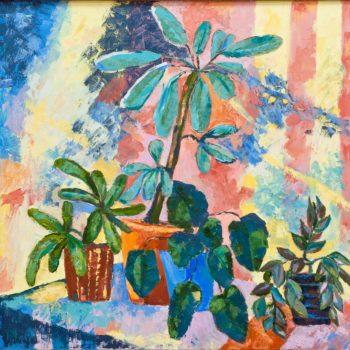 «Из жизни растений 2», Эльза Нафикова