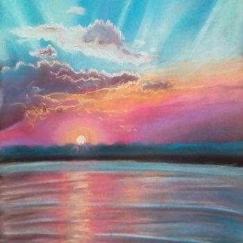 «Закат», Марьям Целищева