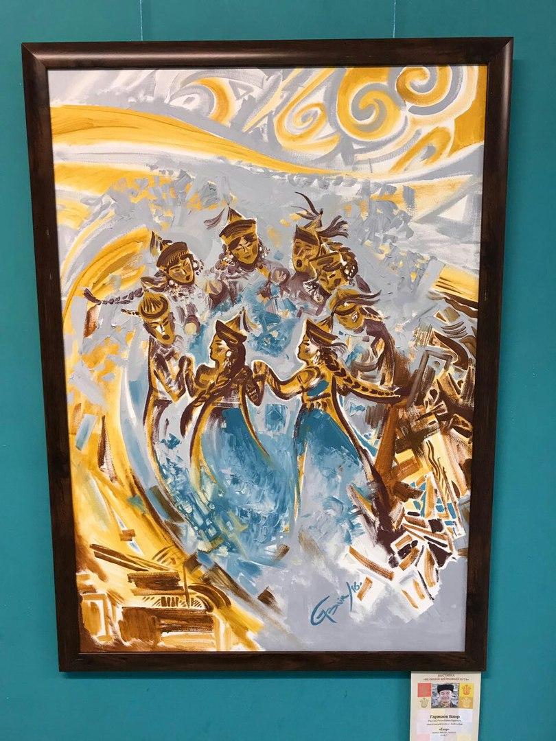 Выставка Елабужского художественного музея-заповедника