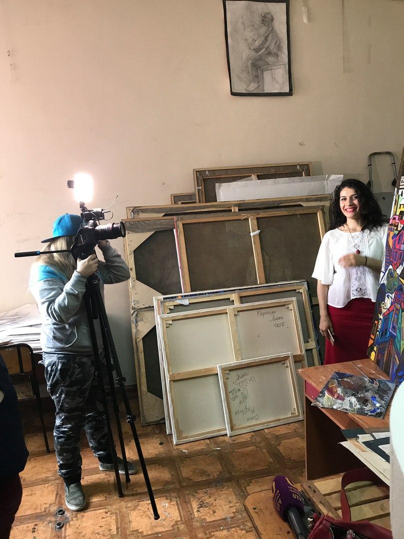 Помогаем башкирским художникам выйти в интернет