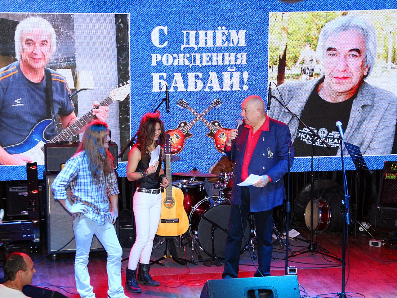 Проект «Любимые художники Башкирии» на концерте памяти Рустема Асанбаева