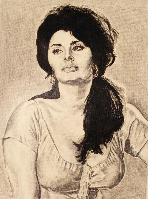 художник Ольга Новикова