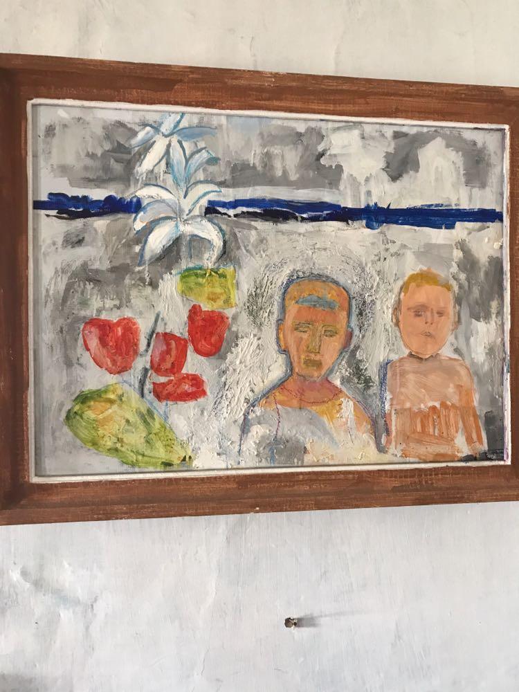 В гостях у художника Николая Пахомова