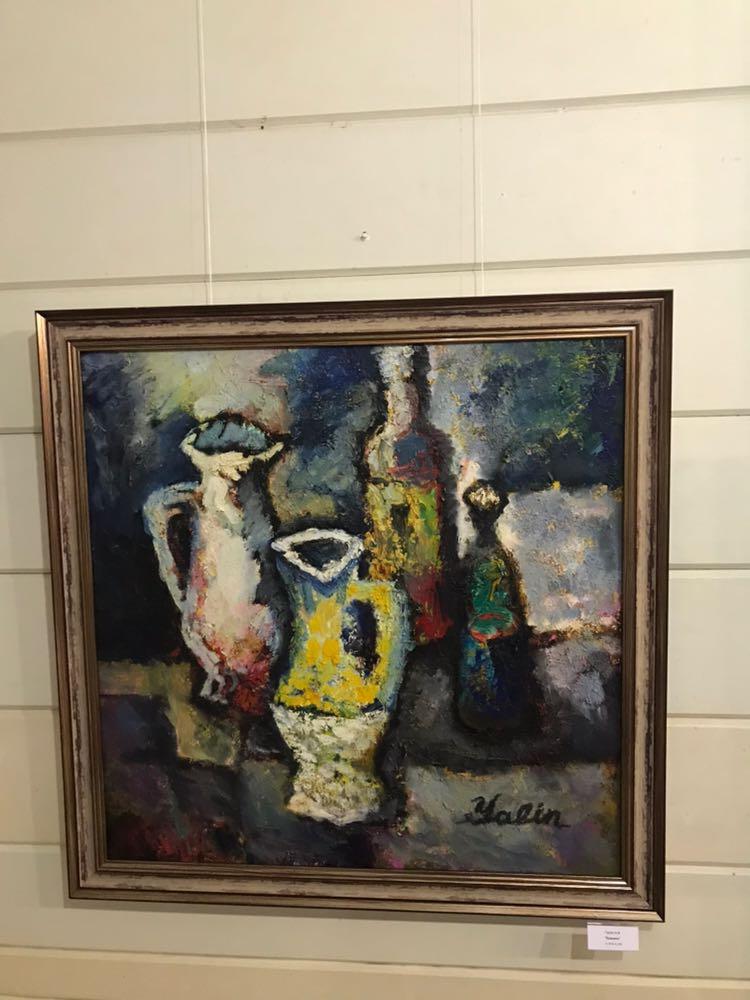 Открытие выставки художников Ансара Галина и Глеба Соловьева в галерее народного искусства «Урал»