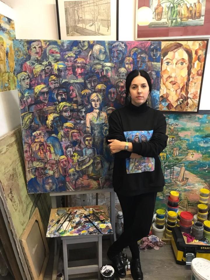 Самая неуловимая художница Башкирии - Раушания Бадретдинова