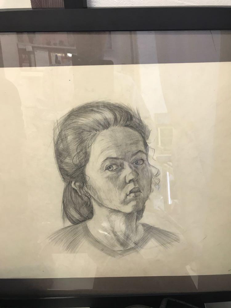 Самая неуловимая художница Башкирии - Рушания Бадретдинова