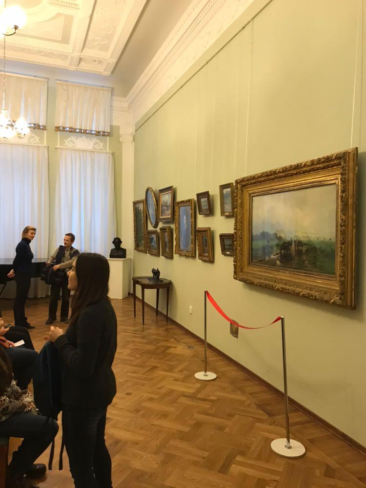 Выставка «Пленительная тайна воды» в музее Нестерова, посвященная 200-летию со дня рождения И.К. Айвазовского