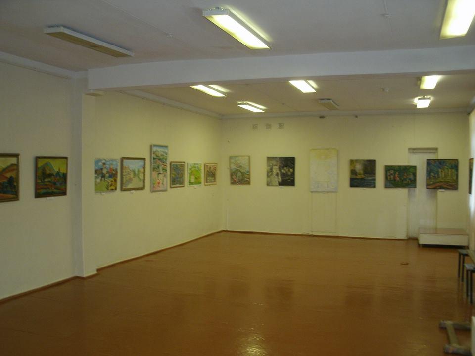 Выставка «Провинциальный наив» в г. Белебей