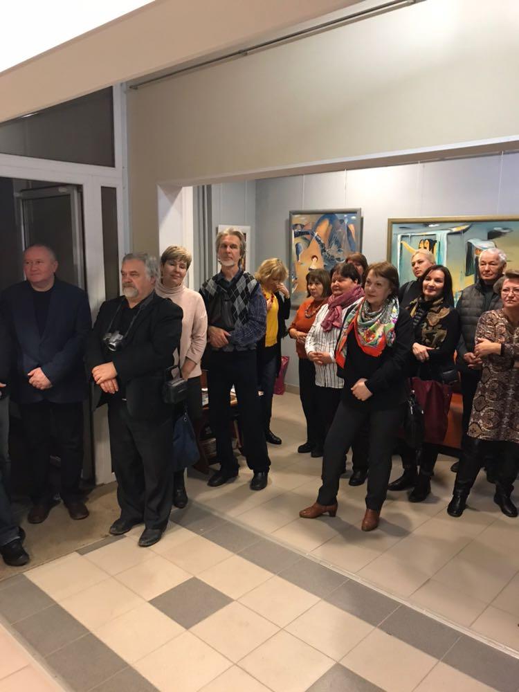 Персональная выставка живописи Рафаэля Кадырова «Приют любви»