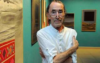 «Картины – это всегда вызов». Интервью с живописцем, директором Музея современного искусства им. Н. Латфуллина Василем Ханнановым