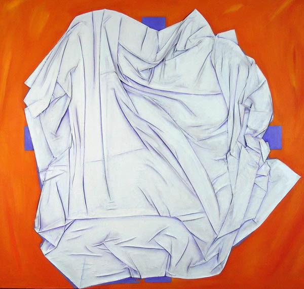"""""""Сфера интимного"""", Василь Ханнанов, 2003, Московский музей современного искусства на Тверском бульваре"""