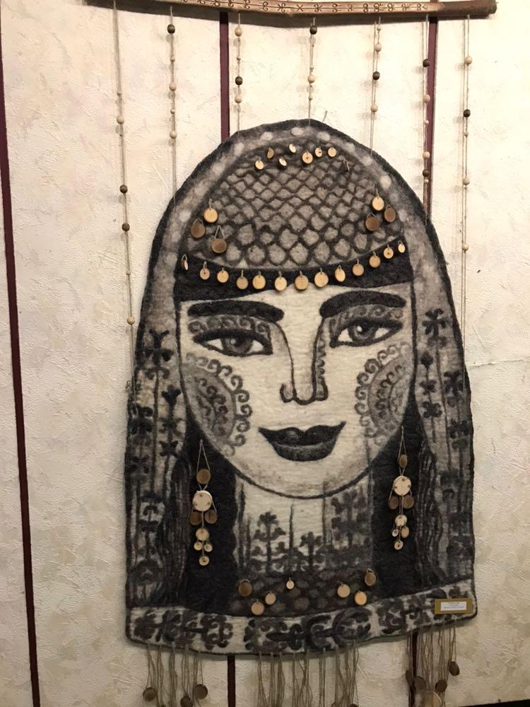 Красота родного Башкортостана в работах художника Айдара Усманова