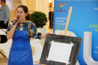 Мастер-класс по созданию «Планеты мечты» на открытии галереи проекта «Любимые художники Башкирии» в ТРЦ «Планета»