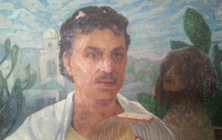 В своих картинах он выразил целую эпоху: художник Валерьян Гагин