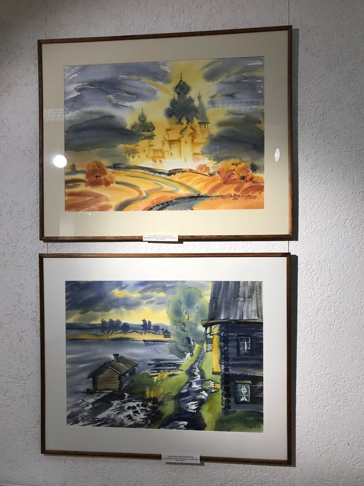 Открытие выставки «Традиции духовности» в музее им. Нестерова