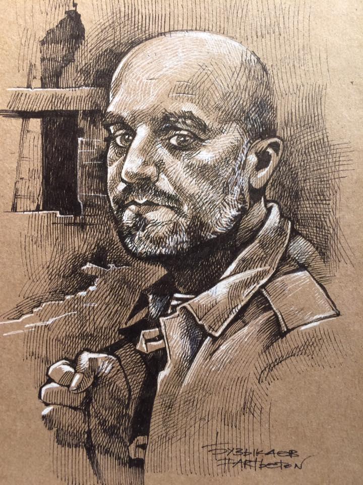Интервью с художником-карикатуристом Камилем Бузыкаевым