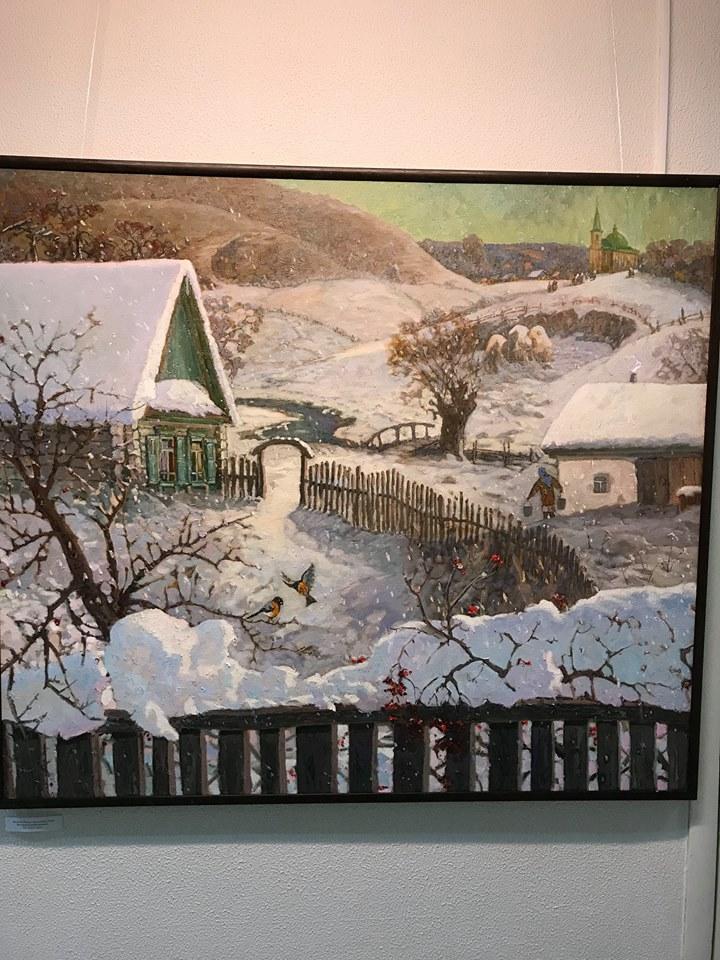 Открытие выставки «Рождение Республики», посвященной 100-летию образования БАССР