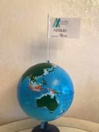 За работы башкирских художников голосуют из 84 стран мира!