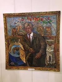Круг земной жизни на выставке наивного искусства «Дар»