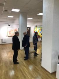 Открытие «Охоты на Большую медведицу»: новогодняя выставка в музее им. Нестерова