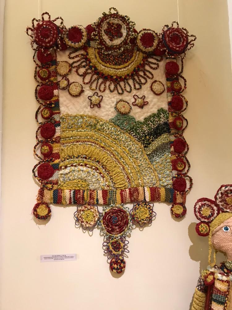 Открылась «Новогодняя сказка в нестеровском музее»