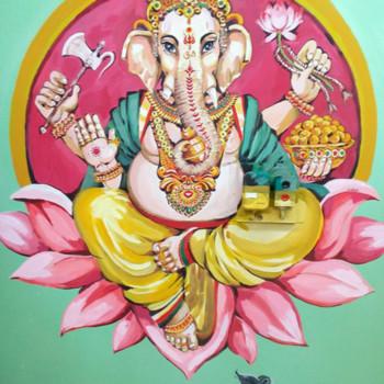 «Ganesha», Юлия Келу