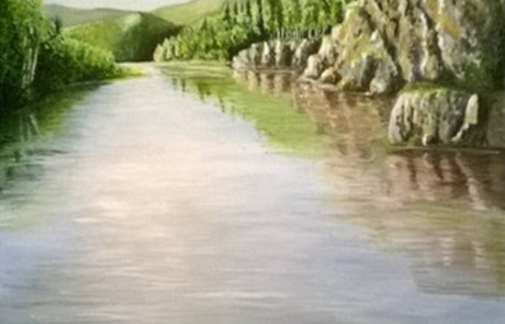 «Река Инзер», Флёра Шарипова