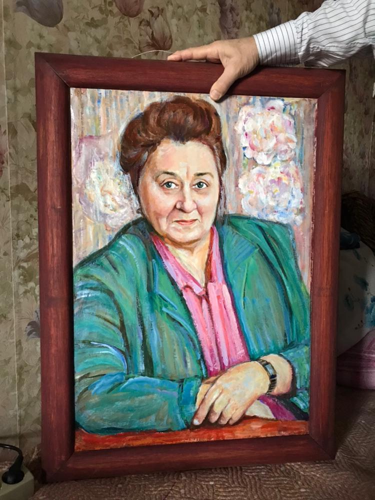 В гостях у художника Георгия Абашина