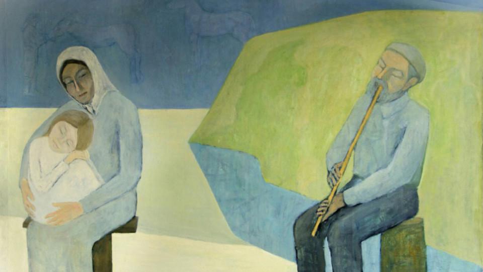 « - Давайте работать душой!»: памяти художника Айрата Габитовича Баймухаметова (1958 - 2015 гг.)
