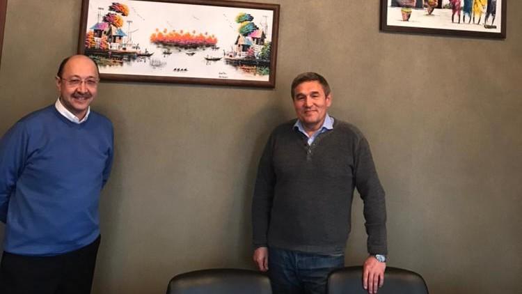 Депутат Курултая Венер Гимазетдинов поддерживает проект «Любимые художники Башкирии»