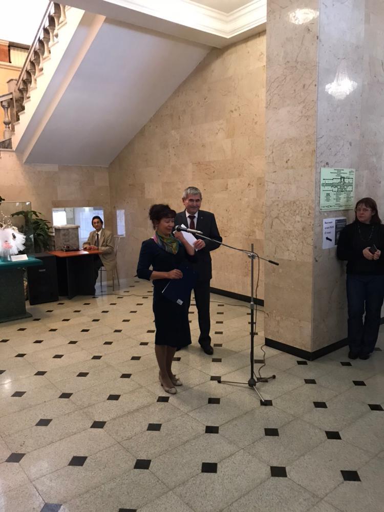 Открытие выставки «Уфа уходящая»
