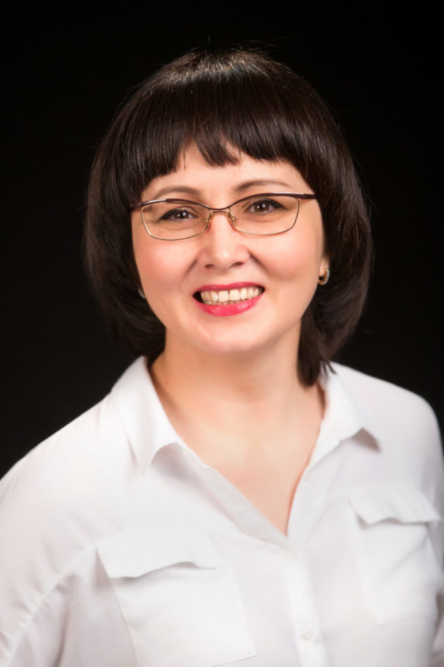 Гульназ Фаритовна Кульсарина