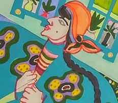 Выставка «Нина Сайкина»
