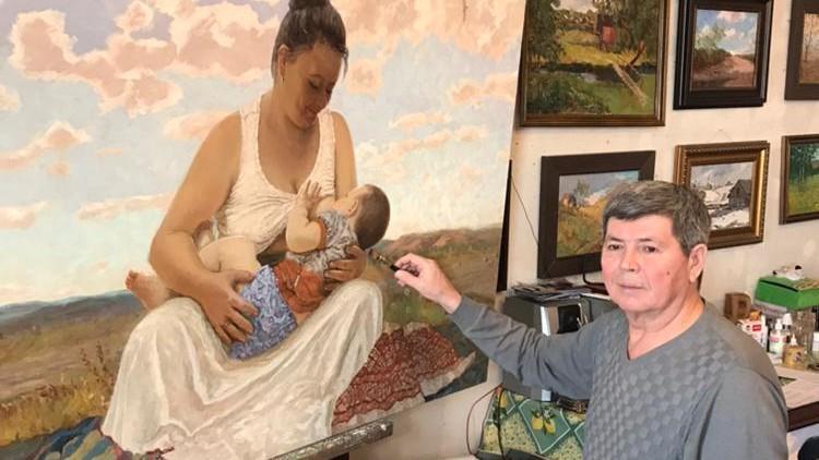 В гостях у художника Рамиля Мигранова