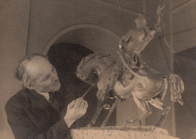 Автор памятника Салавату Юлаеву: скульптор Сосланбек Тавасиев