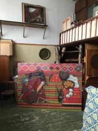 «Сохраняя традиции»: в гостях у художника Рашита Хабирова